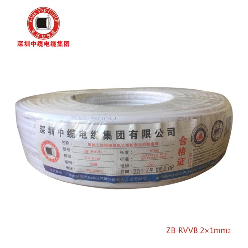 环保阻燃电线电缆