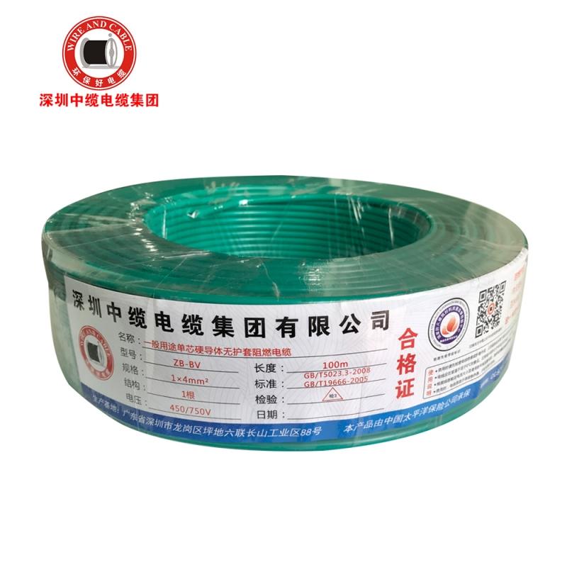 铜芯环保电线
